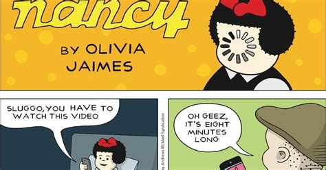 Nancy Has Been In The Comics Since 1933. Now She Uses