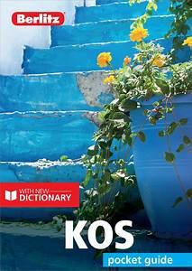 Download Berlitz Pocket Guide Kos  Travel Guide Ebook   Berlitz Pocket Guides   2nd Edition