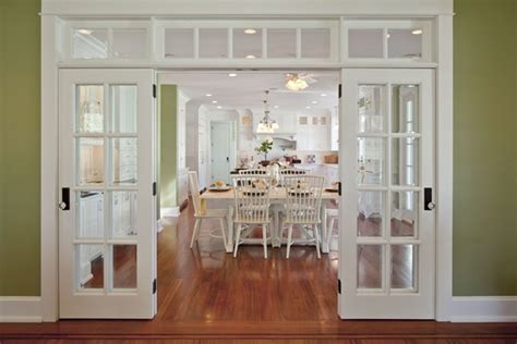 kitchen painted sherwin williams sprout french doors