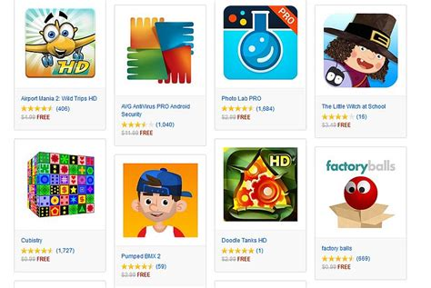 Amazon Appstore Offering Paid Android Apps Worth Over $70 ...