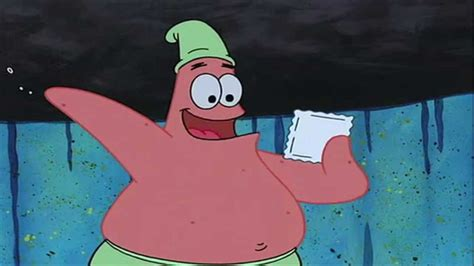 spongebob s most embarrassing snapshot from a christmas