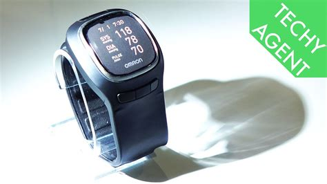 Omron Project Zero Wrist Blood Pressure Monitor - Hands On
