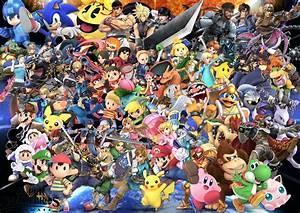 Super Smash Bros Ultimate By SuperSaiyanCrash On DeviantArt