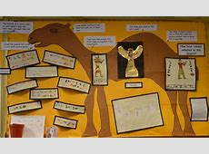 Long Ridings Primary School Classroom Wall Displays