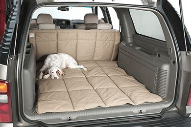 canine covers cargo liner dog bed  dog suv cargo