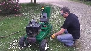 Broyeur à Végétaux : broyeur vegetaux fait maison wood chipper homemade youtube ~ Dallasstarsshop.com Idées de Décoration