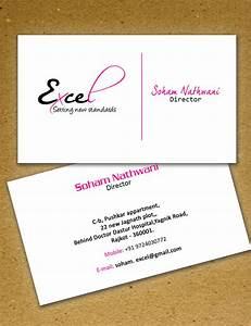 Visiting Cards Design Samples | Joy Studio Design Gallery ...