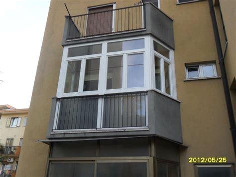 Verande Per Balconi by Verande In Alluminio Per Balconi