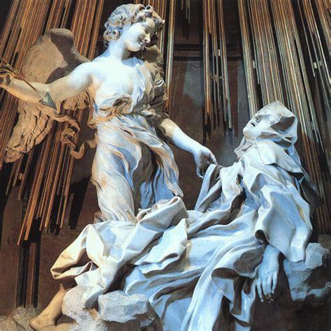 ABBIE MILLS...: Bernini - The Ecstasy of Saint Theresa'
