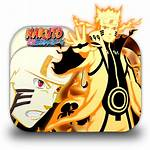 Naruto Icon Folder Anime Shippuden Icons Transparent