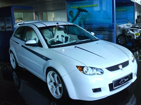 View Of New Version Proton Satria Neo Wallpaper