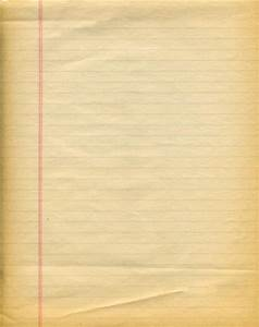 Old Notebook Paper Background Texture | Free digital ...