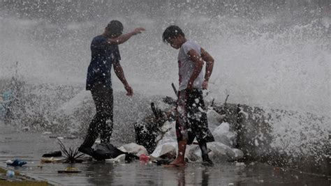 strong typhoon nears china putting hong kong on alert nytimes