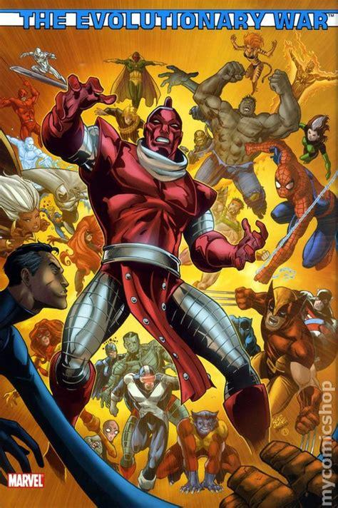 marvel evolutionary omnibus war comics hard avengers comic hc juniper comicbookrealm 1a 1st larry series ma fantastic four issue books
