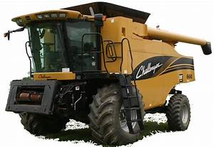 Challenger Rotary Combine 660  670 Repair Service Manual