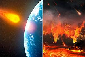 NASA reveals killer ASTEROID screamed over Earth '20 times ...
