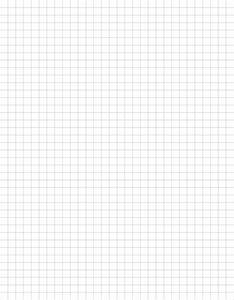 Free Printable Resume Full Page Blank Graph Paper Free Download