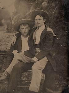 Rare Photos Capture Victorian Men Holding Hands  Sitting