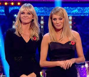 Tess Daly says Claudia Winkleman's daughter is recovering ...