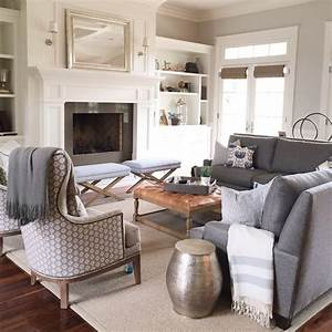 5 gorgeous rooms i found on instagram the lettered cottage for Interior decorating ideas instagram
