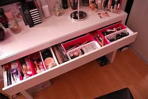 Rangement De Maquillage : rangement pour maquillage ~ Melissatoandfro.com Idées de Décoration