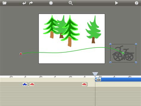ink animation drawing essential animation apps  ipad