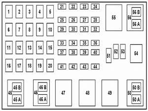 03 Ford Explorer Fuse Diagram Radio