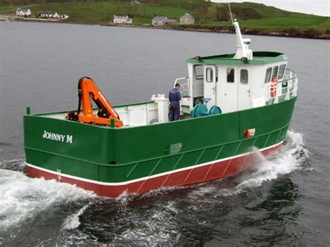 Steel Work Boat Plans by Fishing Boats Marine Design International