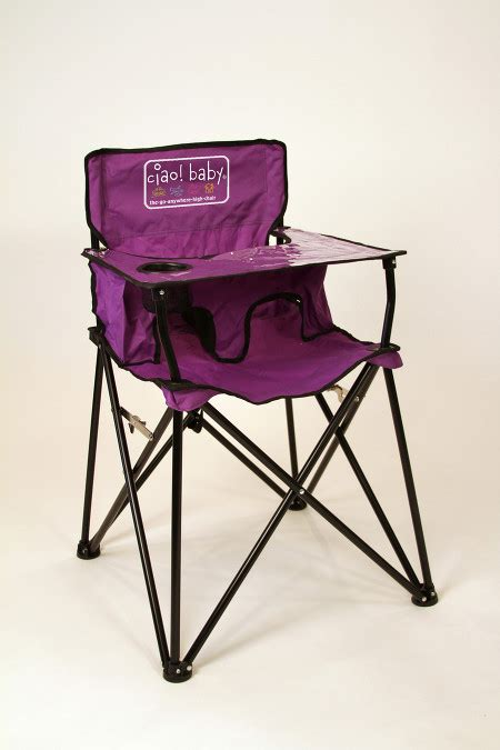 Ciao! Baby Portable High Chair  Free Shipping
