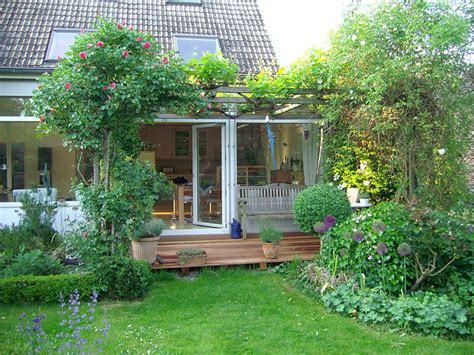 Englischer Garten Pantip by Projekte Privatgarten M 252 Nster Kunst Und Staudengarten