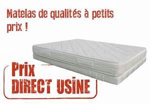 Prix D Un Matelas : matelas prix ~ Premium-room.com Idées de Décoration