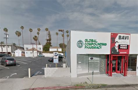 Global Pharmacy by West L A Pharmacy Owners Accused Of Diverting