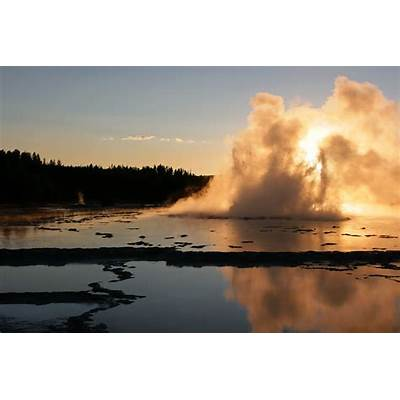 Great Fountain Geyser - Wikipedia
