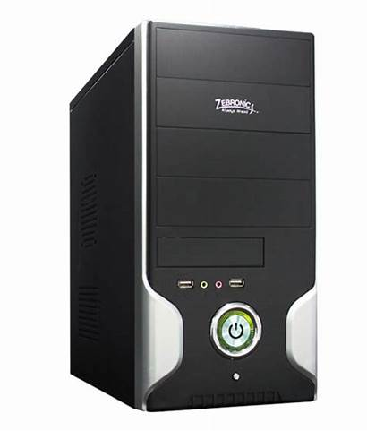 Cpu Computer Desktop Cabinet Assembled Zebronics Tech