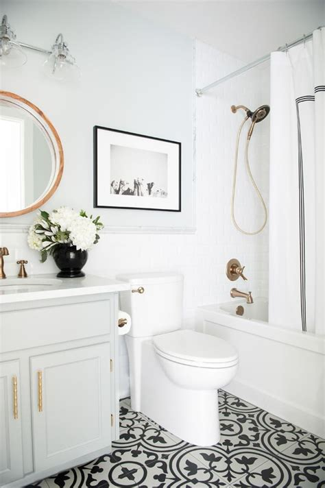 Badezimmer Schwarz Weiss by Reno Project Reveal The Bathroom Kid S Bathroom