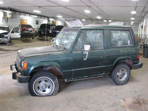 1986 Mitsubishi Montero 4x4 Transfer Case #20161572