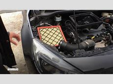 How To Change Astra J DRL Lights Day Time Running Lights