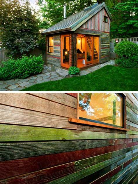 Backyard House by Backyard House A Colorful Display Small Houses