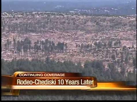 rodeo chediski fire marks  years youtube