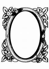 Mirror Coloring Pages Printable Spiegel Para Espejos Kleurplaat Imprimir Dibujos Con sketch template