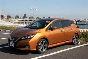 Nissan Leaf Occasion : essai nouvelle nissan leaf premi re prise en main ~ Medecine-chirurgie-esthetiques.com Avis de Voitures