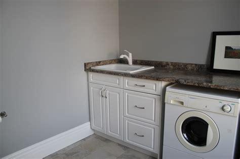 Bathroom Vanities  Traditional  Laundry Room Toronto