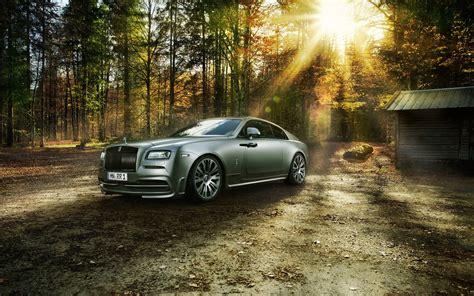 2018 Spofec Rolls Royce Wraith 2 Wallpaper Hd Car Wallpapers