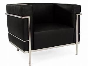 lc2 fauteuil large le corbusier noir With tapis enfant avec canapé le corbusier lc2