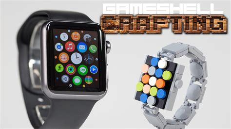 DIY Apple Watch (Lego) - YouTube