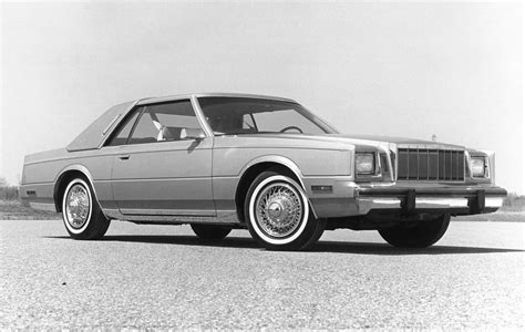 1983 Chrysler Cordoba by 1983 Chrysler Cordoba Wallpaper Conceptcarz