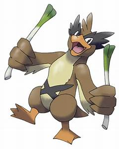 Rapscalion - the Farfetch'd evo. : pokemon