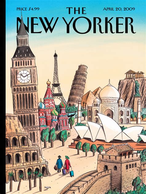 Ultimate Destination (The New Yorker), 1000 Pieces, New ...
