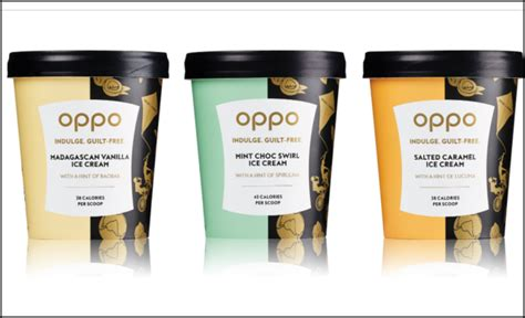 Healthy food business: Oppo Ice Cream - Startups.co.uk