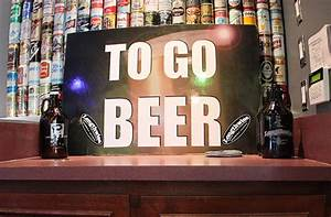 Beer To Go- Ask For The Pig Or A Growler